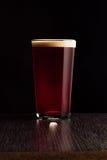 Η κόκκινη αγγλική μπύρα μπύρας Στοκ εικόνες με δικαίωμα ελεύθερης χρήσης