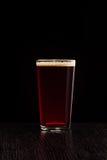 Η κόκκινη αγγλική μπύρα μπύρας Στοκ φωτογραφία με δικαίωμα ελεύθερης χρήσης