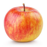 Η κόκκινη κίτρινη Apple Στοκ φωτογραφία με δικαίωμα ελεύθερης χρήσης