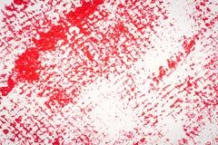 Η κόκκινη περίληψη επισήμανε το ακρυλικό υπόβαθρο τέχνης ελεύθερη απεικόνιση δικαιώματος