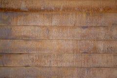 Η κόκκινη σκουριά το υπόβαθρο σανίδων επιτροπών χάλυβα οριζόντιο στοκ εικόνες