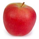 Η κόκκινη Apple (πορεία ψαλιδίσματος) Στοκ εικόνα με δικαίωμα ελεύθερης χρήσης