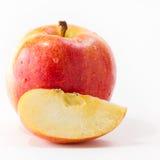 Η κόκκινη Apple Στοκ Εικόνες