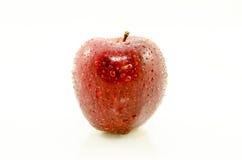Η κόκκινη Apple Στοκ φωτογραφία με δικαίωμα ελεύθερης χρήσης