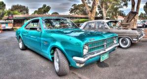 Η κλασική δεκαετία του '60 Αυστραλός έχτισε το Holden Monaro Στοκ Φωτογραφίες
