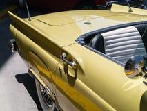 Η κλασική Ford Thunderbird Στοκ εικόνα με δικαίωμα ελεύθερης χρήσης