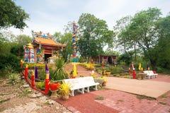 Η λάρνακα Ama, νησί Samaesan, επαρχία Chonburi, Ταϊλάνδη, στις 13 Ιουνίου 2015 Στοκ Εικόνες