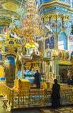 Η λάρνακα Pochayiv Lavra Στοκ Εικόνα
