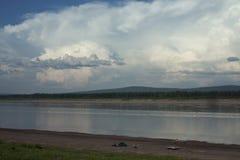 Η Λένα River Στοκ Φωτογραφία