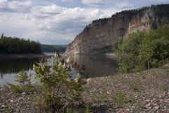 Η Λένα River Στοκ Εικόνα