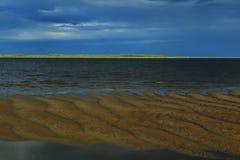 Η Λένα River Στοκ Εικόνες