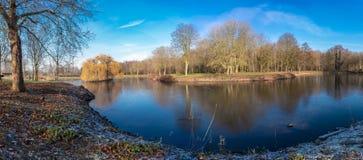 """Η λίμνη """"""""το Βέλγιο στοκ φωτογραφία με δικαίωμα ελεύθερης χρήσης"""