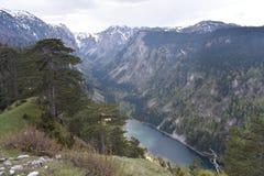 Η λίμνη Susicko και η κοιλάδα Susica στοκ φωτογραφία με δικαίωμα ελεύθερης χρήσης