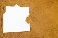 Η Λευκή Βίβλος για την παραλία στοκ εικόνες