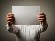 Η Λευκή Βίβλος Στοκ εικόνα με δικαίωμα ελεύθερης χρήσης