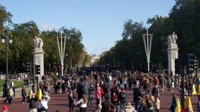 Η λεωφόρος, Λονδίνο Στοκ εικόνα με δικαίωμα ελεύθερης χρήσης