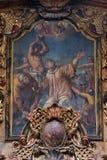 Η λιθόστρωση του ST Stephen στοκ φωτογραφία με δικαίωμα ελεύθερης χρήσης