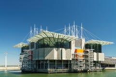 Η Λισσαβώνα Oceanarium Στοκ Εικόνες