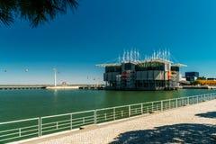 Η Λισσαβώνα Oceanarium Στοκ Εικόνα
