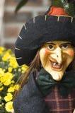 η μάγισσα Στοκ εικόνα με δικαίωμα ελεύθερης χρήσης