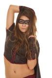 Η μάσκα ληστών κοιτάζει στοκ φωτογραφία με δικαίωμα ελεύθερης χρήσης