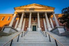 Η Μέρυλαντ Βουλή σε στο κέντρο της πόλης Annapolis, Μέρυλαντ Στοκ εικόνες με δικαίωμα ελεύθερης χρήσης