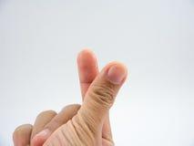 Η μίνι καρδιά, αγαπά συμβολικό της Κορέας Στοκ φωτογραφία με δικαίωμα ελεύθερης χρήσης