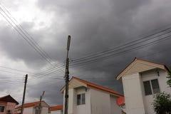 Η μαύρη βροχή καλύπτει 2 στοκ φωτογραφία με δικαίωμα ελεύθερης χρήσης