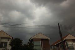 Η μαύρη βροχή καλύπτει 3 στοκ φωτογραφία με δικαίωμα ελεύθερης χρήσης