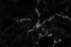 Η μαύρη γκρίζα μαρμάρινη σύσταση με τη υψηλή ανάλυση, πολυτελής άνευ ραφής του υποβάθρου πετρών στο φυσικό σχέδιο για τα κεραμίδι στοκ φωτογραφία με δικαίωμα ελεύθερης χρήσης