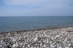 Η Μαύρη Θάλασσα Στοκ Εικόνα