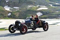 Η μαύρη Ford πρότυπο Α Στοκ Φωτογραφίες
