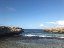 Η μεγάλη θάλασσα Στοκ Εικόνες