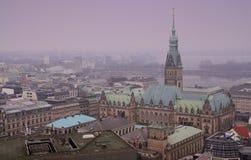 Η μεγάλη πόλη στοκ εικόνες