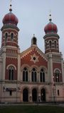Η μεγάλη συναγωγή Στοκ Εικόνα