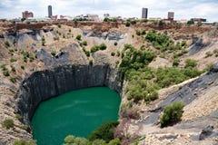 Ορυχείο διαμαντιών Στοκ φωτογραφία με δικαίωμα ελεύθερης χρήσης