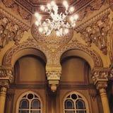 Η μεγάλη χορωδιακή Αγία Πετρούπολη συναγωγών στοκ εικόνα