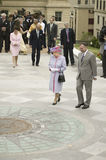 Η μεγαλειότητά της βασίλισσα Elizabeth II, Στοκ Φωτογραφία
