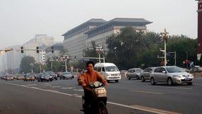 Η μεταφορά της λεωφόρου Changan στο Πεκίνο φιλμ μικρού μήκους