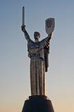 Η μητέρα πατρίδα καλεί το μνημείο Στοκ εικόνα με δικαίωμα ελεύθερης χρήσης