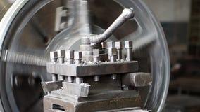 Η μηχανή επεξεργάζεται μια λεπτομέρεια απόθεμα βίντεο