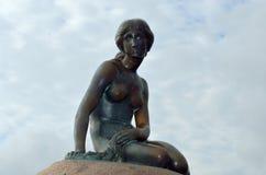 Η μικρή γοργόνα Στοκ φωτογραφίες με δικαίωμα ελεύθερης χρήσης