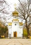 Η μικρή εκκλησία Στοκ φωτογραφίες με δικαίωμα ελεύθερης χρήσης
