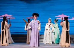 """Η μοίρα του έναρξη-Kunqu Opera""""Madame άσπρο Snake† Στοκ Φωτογραφία"""