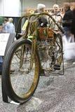 η μοτοσικλέτα harley του Σικά&ga Στοκ Εικόνες