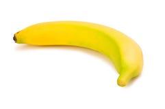 η μπανάνα ανασκόπησης απομόν Στοκ φωτογραφία με δικαίωμα ελεύθερης χρήσης