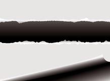η μπούκλα σχίζει Στοκ φωτογραφίες με δικαίωμα ελεύθερης χρήσης