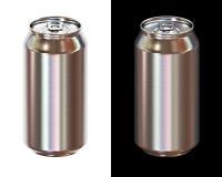 η μπύρα μπορεί Στοκ φωτογραφίες με δικαίωμα ελεύθερης χρήσης