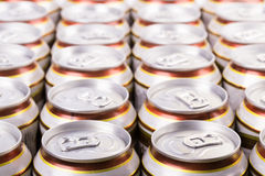 Η μπύρα μπορεί Στοκ Εικόνες