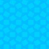 Η μπλε περίληψη θόλωσε το άνευ ραφής σχέδιο Στοκ Εικόνα